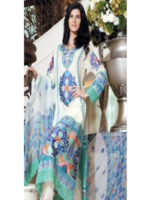 Rizwan beyg embroided lawn 07