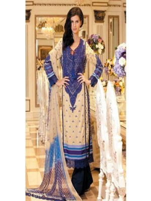 Rizwan beyg embroided lawn 01