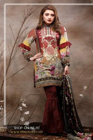 Sanoor By Noor Fatima Winter Collection-D-42