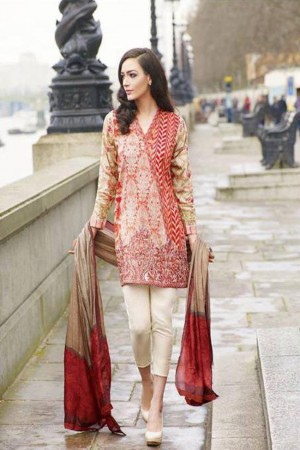 Sobia Nazir Lawn Collection By Imperial Texiles-D-05