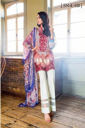 Sobia Nazir Lawn Collection D-01