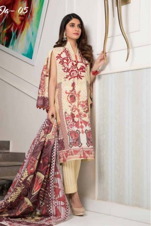 Damask Lawn Collection'19-D-05
