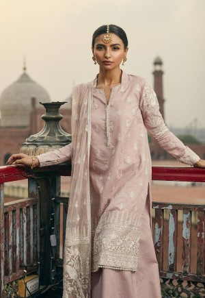 ZaraShahjahan Luxury Unstitched Collection'17-Mehek-08